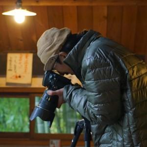 ? 禅の湯の【憧れの老い】を提案し続けてくれる カメラマンの史朗さん ?