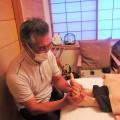 斉藤先生(足つぼ施術:パートナースタッフ)
