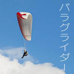 Paraglider:Izu Imaihama Flying School