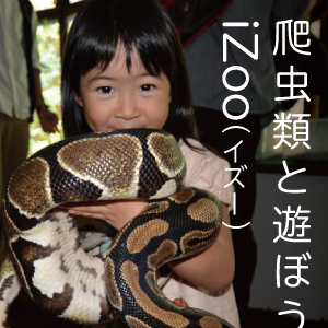 体感型(爬虫類!)動物園【iZoo(イズー)】